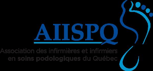 Association des infirmières et infirmiers en Soins Podologiques du Québec logo