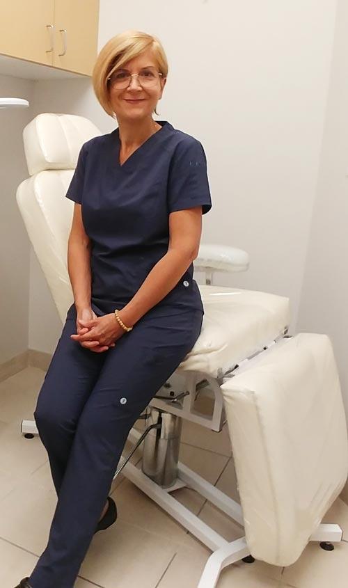Josée Robert infirmière podologue