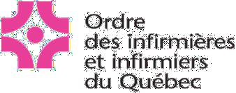 Ordre des infirmières et infirmiers du Québec logo
